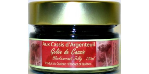 Gelée de Cassis 130ml (to be translated)