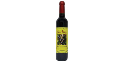 Rubis 500ml, 13.5% alc./Vol.